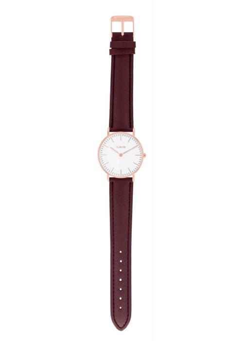 CLASSIC - CUIR MARRON / ROSE GOLD | BCL10072-808