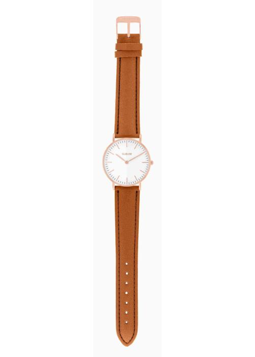 CLASSIC - CUIR TABAC / ROSE GOLD | BCL10072-811