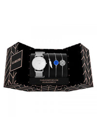 Clueless Montre Femme - Collection ECLIPSE - Mesh ARGENT - Cadran NACRE| BCL10230 - 003S