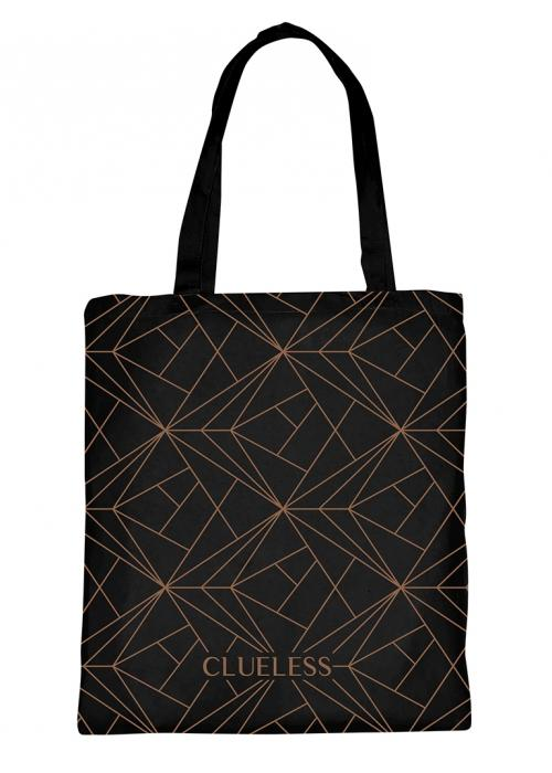 Clueless Sac - Tote Bag - Noir | XBCL001-003