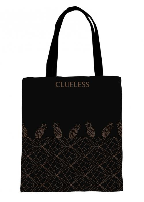 Clueless Sac - Tote Bag - Noir | XBCL001-067