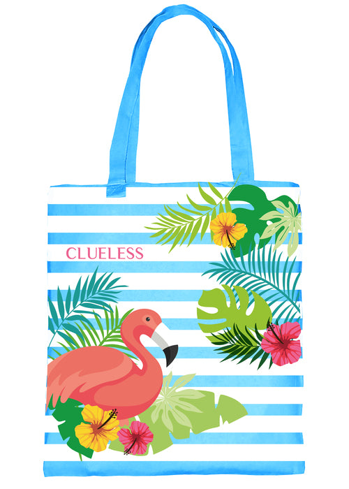Clueless Sac - Tote Bag - Raye | XBCL001-074