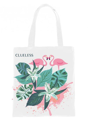 Clueless Sac - Tote Bag - Blanc | XBCL001-075