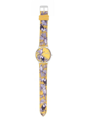 TROPICAL - CUIR MULTICOLORE / ARGENT | BCL10032-051