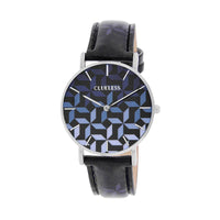 CLUELESS Montre Femme - Collection Déco - Cuir Multicolore | BCL10192-006