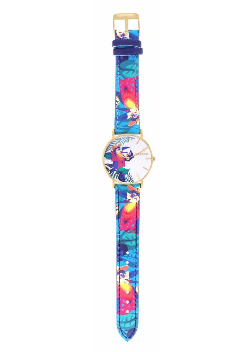 TROPICAL - CUIR multicolore /  DORE | BCL10032-013