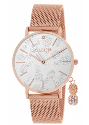 Clueless Montre Femme - Collection - Charming Mesh Or Rose | BCL10224 001