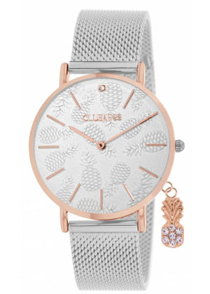 Clueless Montre Femme - Collection - Charming Mesh Argent | BCL10224 003