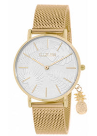 Clueless Montre Femme - Collection - Charming Mesh Or | BCL10224 004