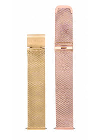 CHARMING - MESH OR ET ROSE /  ROSE | BCL10224-005