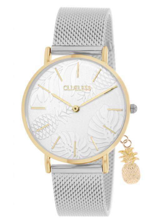 Clueless Montre Femme - Collection - Charming Mesh Argent | BCL10224 006