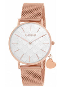 Clueless Montre Femme - Collection - Charming Mesh Or Rose | BCL10224 011
