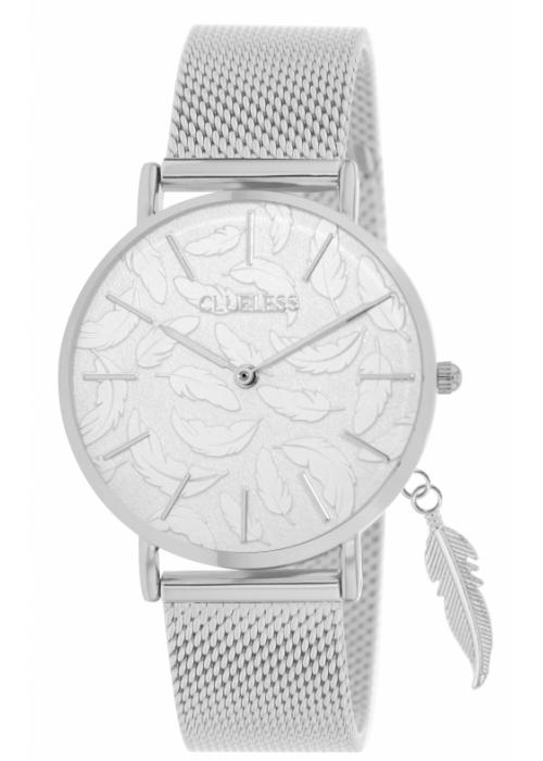 Clueless Montre Femme - Collection - Charming Mesh Argent | BCL10224 013