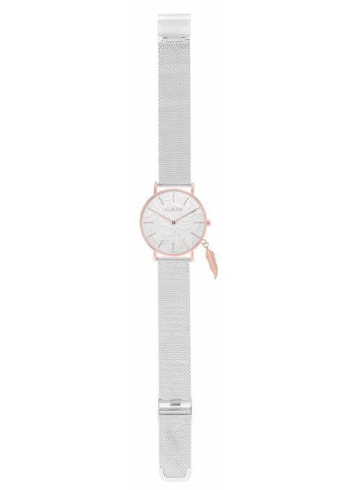 CHARMING - MESH ARGENT /  ROSE | BCL10224-016