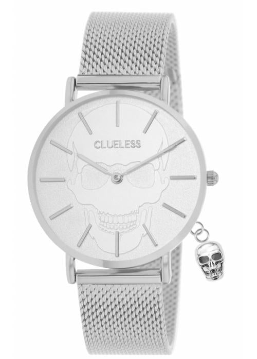Clueless Montre Femme - Collection - Charming Mesh Argent | BCL10224 017