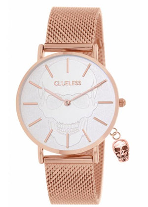 Clueless Montre Femme - Collection - Charming Mesh Or Rose | BCL10224 020