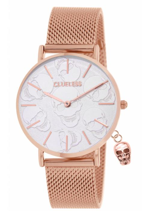 Clueless Montre Femme - Collection - Charming Mesh Or Rose | BCL10224 021