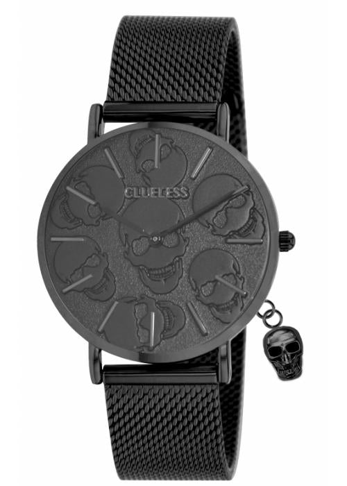 Clueless Montre Femme - Collection - Charming Mesh Noir | BCL10224 022