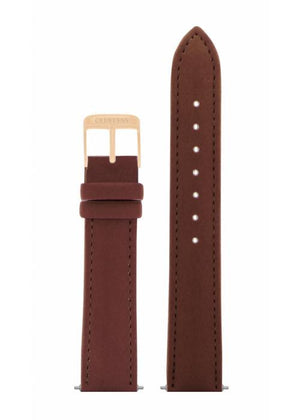 MINI - BRACELET CUIR BROWN | XBCL10102-105