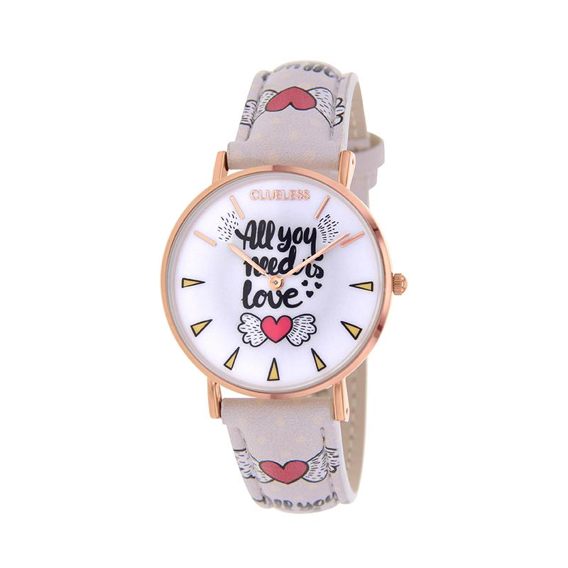 Clueless Montre Femme - Collection Happy -  - Cadran | BCL10031-057