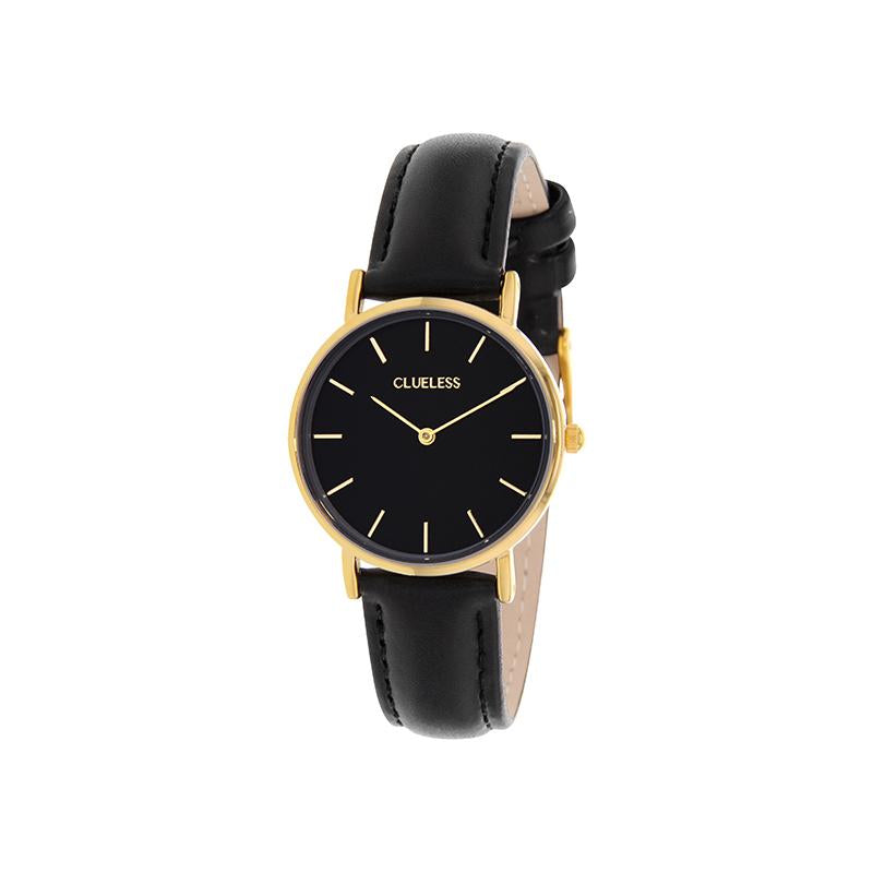 Clueless Montre Femme - Collection Mini - Cuir - Cadran | BCL10102-103