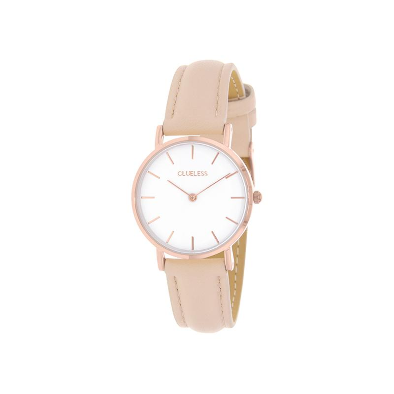 Clueless Montre Femme - Collection Mini - Cuir - Cadran | BCL10102-811