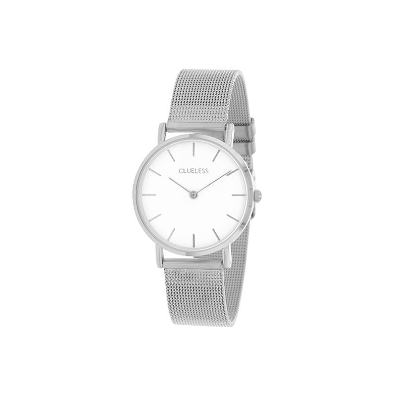 Clueless Montre Femme - Collection Mini - Mesh - Cadran | BCL10104-201