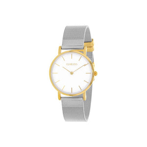 Clueless Montre Femme - Collection Mini - Mesh - Cadran | BCL10104-301