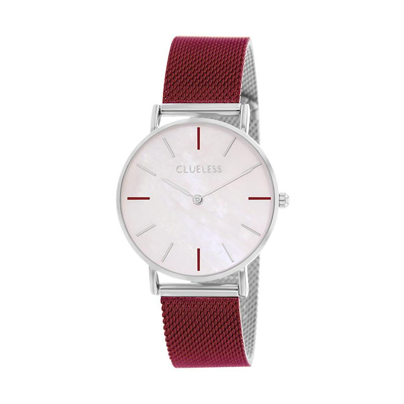 CLUELESS Montre Femme - Collection Grace - Mesh Bicolor | BCL10174-219