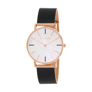 CLUELESS Montre Femme - Collection Grace - Mesh Bicolor | BCL10174-803