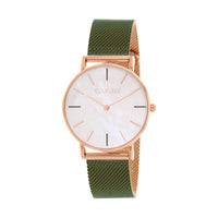 CLUELESS Montre Femme - Collection Grace - Mesh Bicolor | BCL10174-820