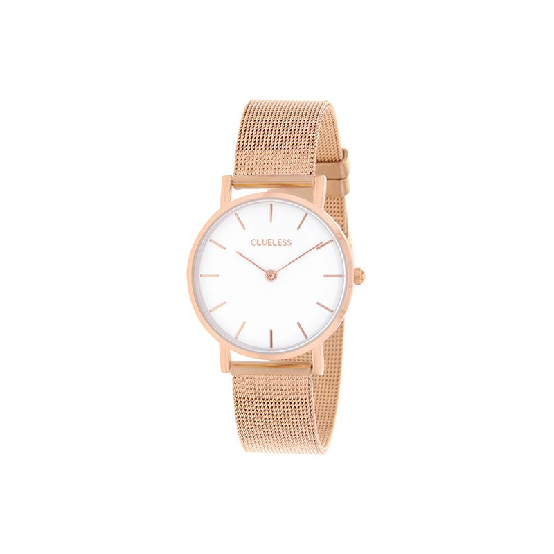 Clueless Montre Femme - Collection Mini - Mesh - Cadran | BCL10104-801