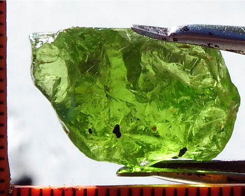 Peridot -  Chinese/Afghanistan - 20.87 cts - Ref. PR-35