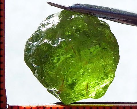 Peridot -  Chinese/Afghanistan - 22.20 cts - Ref. PR-39
