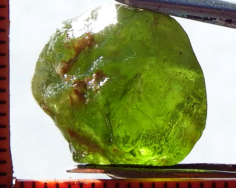 Peridot -  Chinese/Afghanistan - 23.29 cts - Ref. PR-40