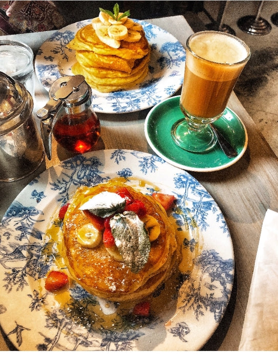 Food Blogger HotSpotsLDN recommends 5 places to eat in London.