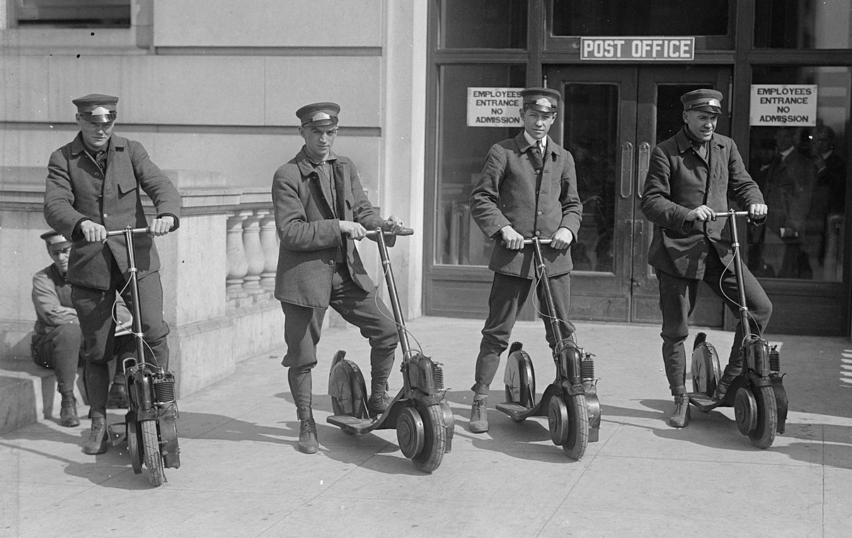 The Scooter, A Brief History