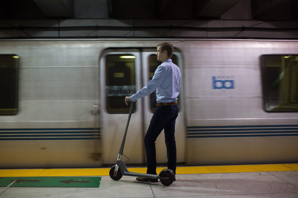 bart-subway-transit-electric-scooter-commuter