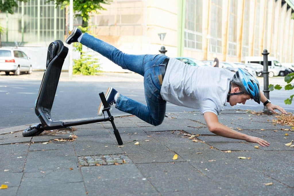 electric-scooter-rider-injury-falling-insurance