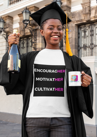 Encourage, motivate, cultivate Short-Sleeve T-Shirt