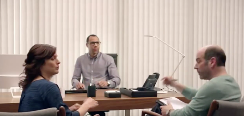 Mosso Pro Desk Lamp in KFC commercial