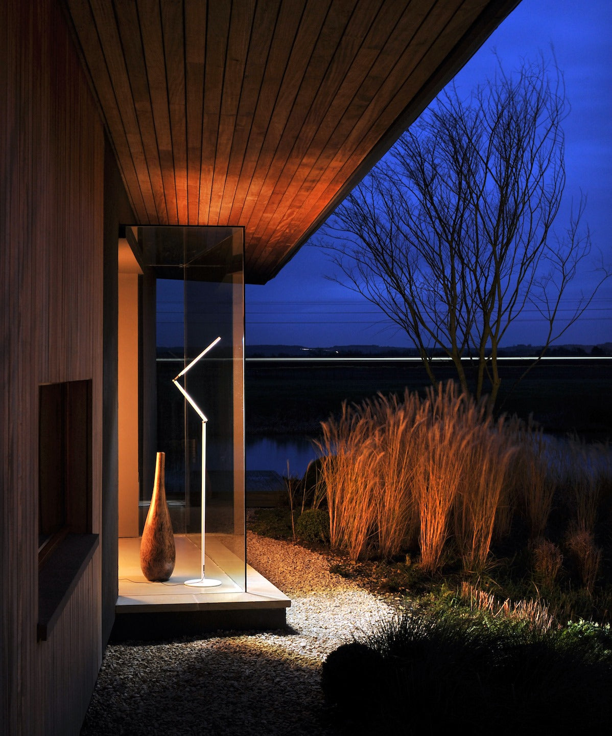 Z-Bar Floor Lamp featured on Odemagazine