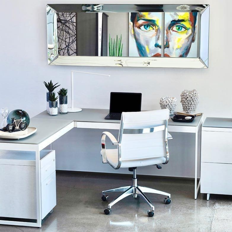 Lady7 in Home Office Interior Design