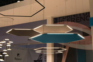 Koncept Z-Bar Pendant Bird LED Ceiling Lamp (ZBP-B)