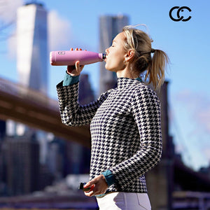 CrazyCap 2.0 UV Water Purifier Bottle 500ml - Marble