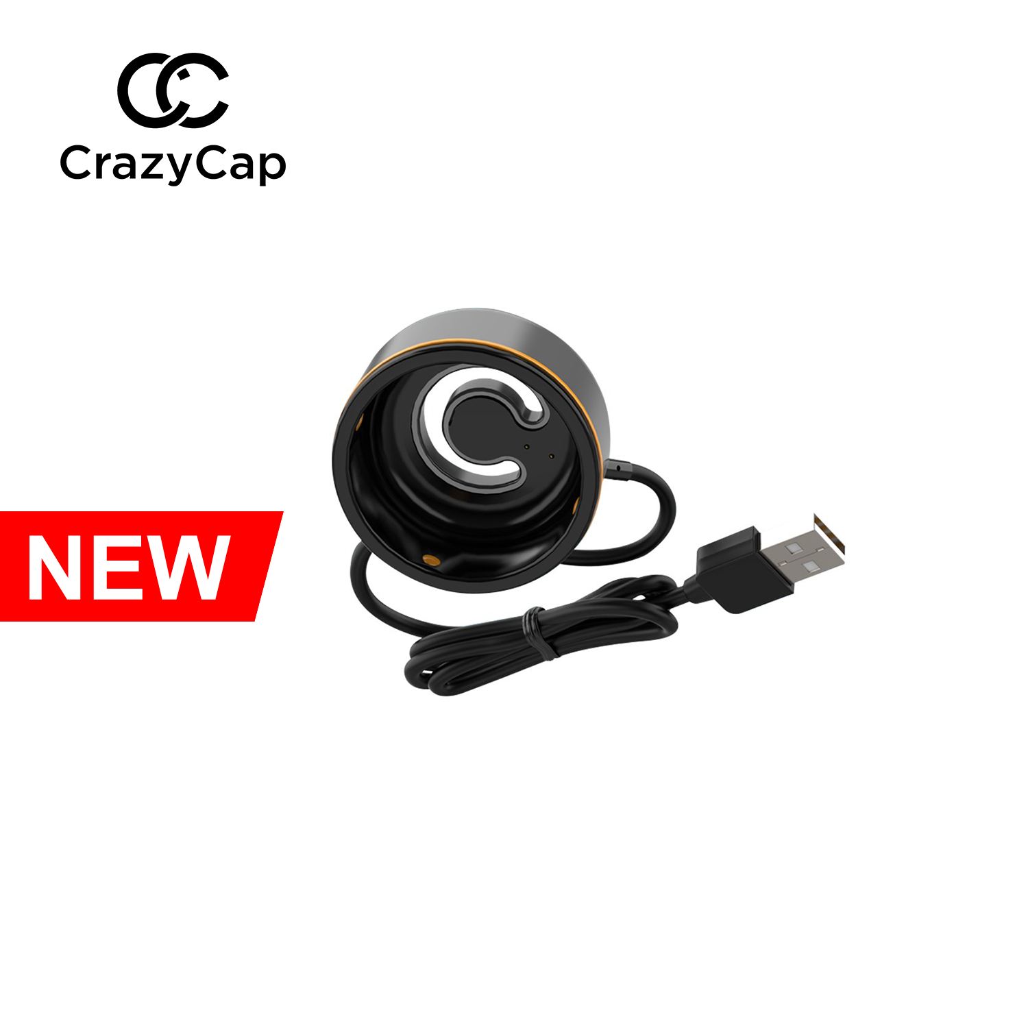CrazyCap 2.0 Replacement Cap Charger