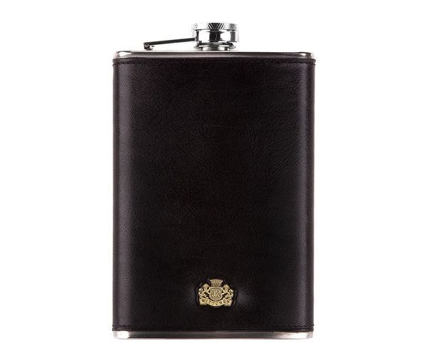 hip flask front