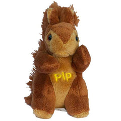 Pip the Squirrel soft toy