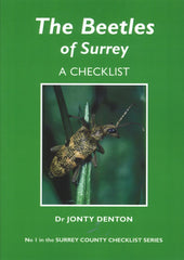 The Beetles of Surrey: A Checklist