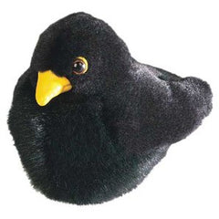 Blackbird Singing Soft Toy